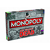 Monopoly The Walking Dead - Games/Puzzles