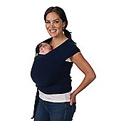 Boba Wrap Baby Carrier - Navy