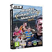 Rugby League Team Manager 2015 - PC