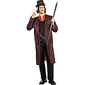 Willy Wonka - Adult Costume Size: 42-44