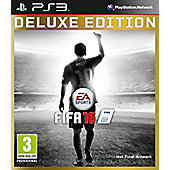 Fifa 16 Ultimate Team Edition PS3