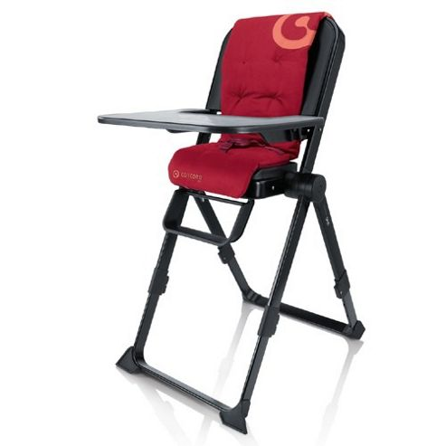 Concord Spin Highchair (Lava Red)