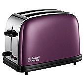 Russell Hobbs 14963 2 Slice Toaster - Purple