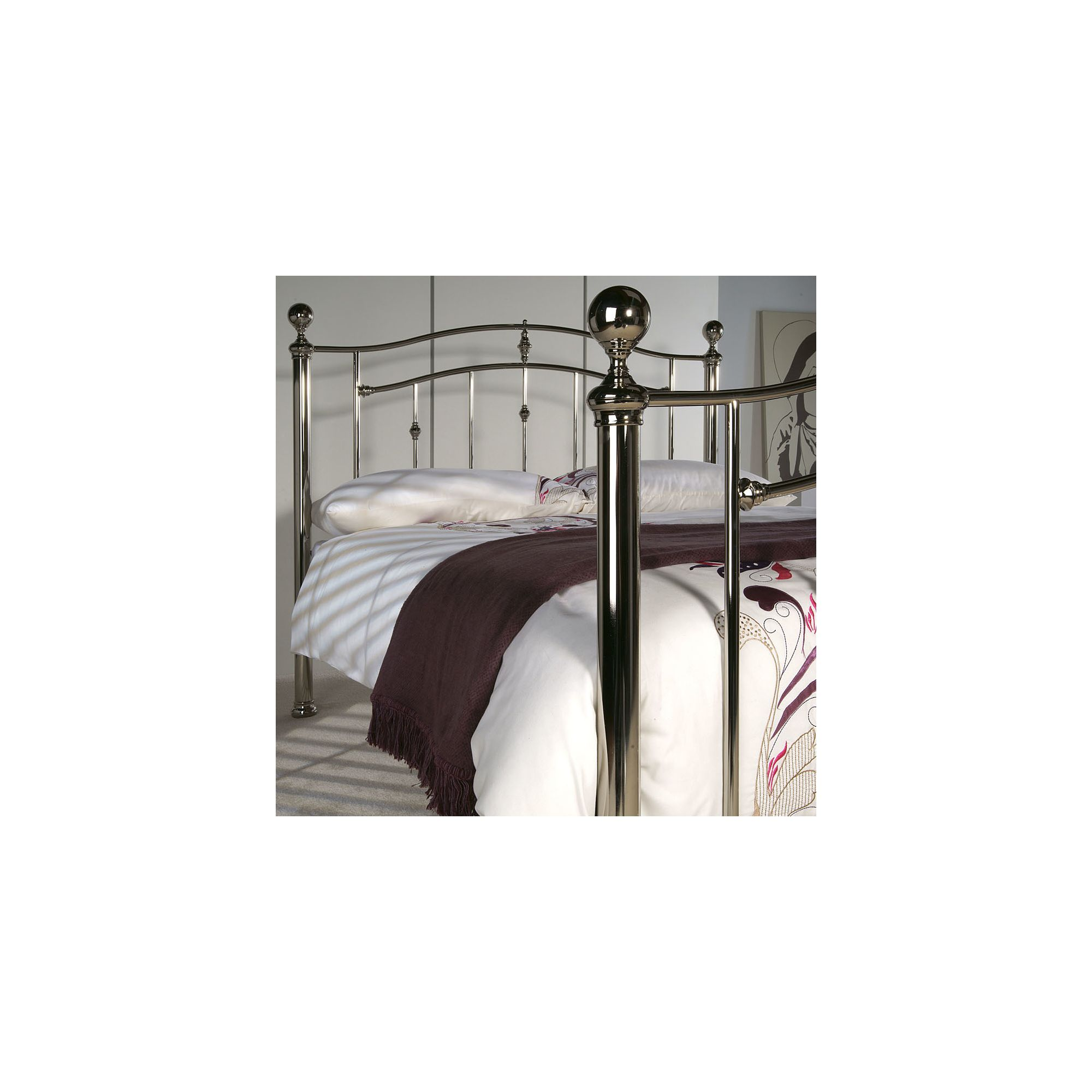 Limelight Lyra Bedstead - Double at Tesco Direct
