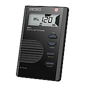 Seiko DM71B Pocket Size Digital Metronome