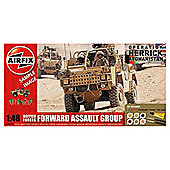 Airfix British Forces Forward Assault