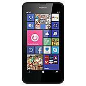 Tesco Mobile Nokia Lumia 635 Black