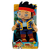 "Disney's Jake and The Neverland Pirates Jake 10"" Soft Toy"