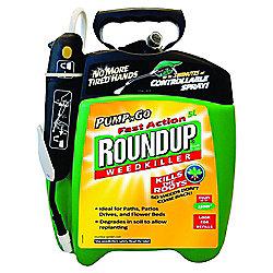 Roundup Weedkiller Pump n Go, 5L