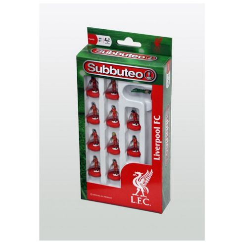 Subbuteo Player Liverpool
