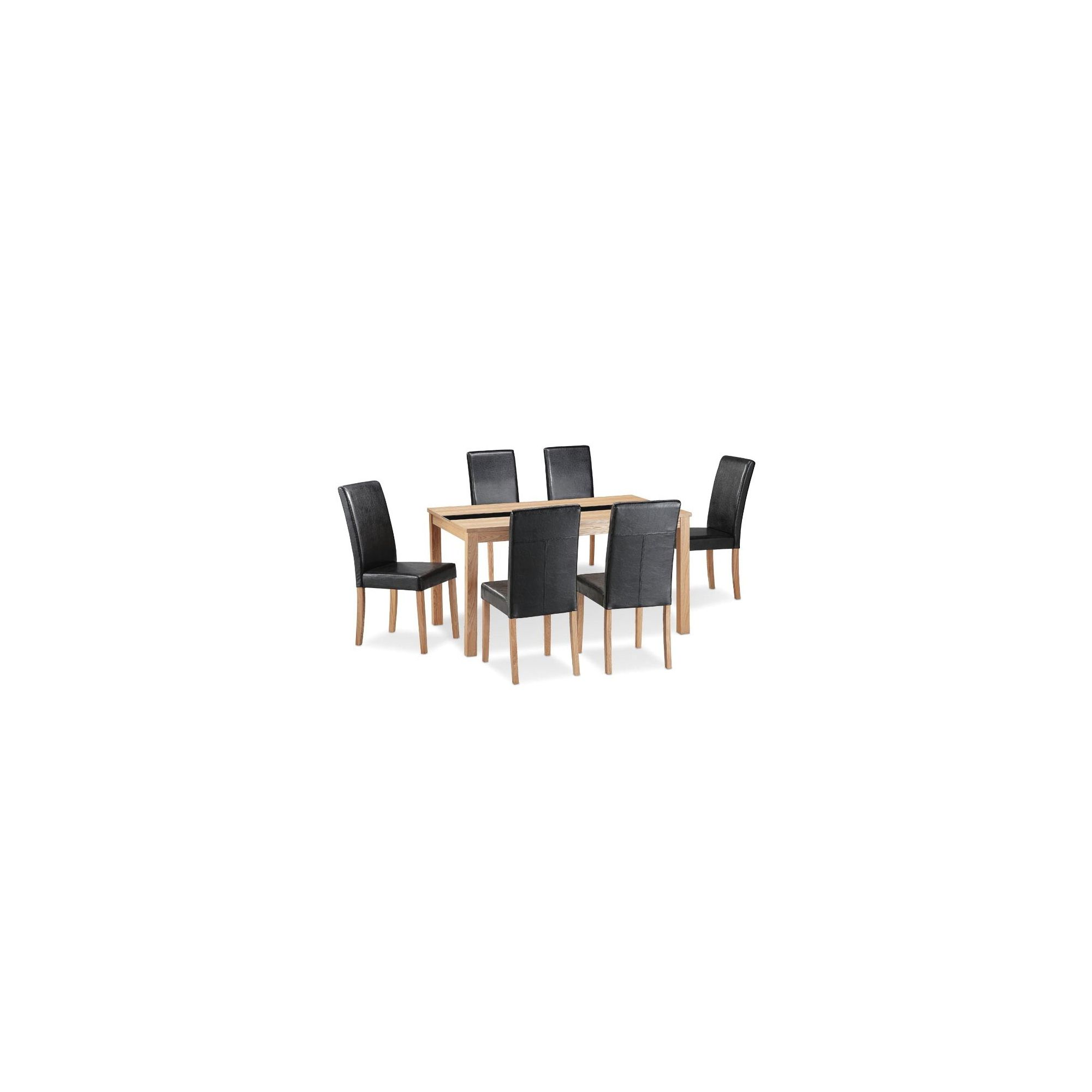 Home Zone Ashford 7 Piece Dining Set at Tesco Direct