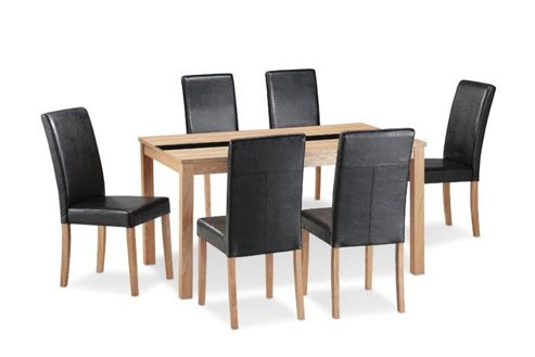 Home Zone Ashford 7 Piece Dining Set