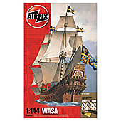 Airfix Wasa Ship 1:144 Scale Gift Set