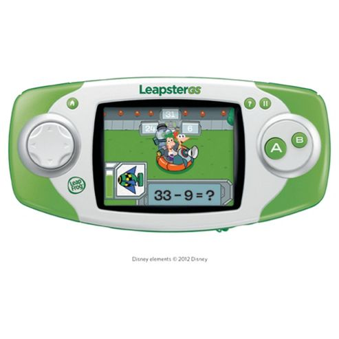 Leapster GS Explorer Green