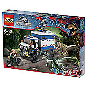 LEGO Jurassic World Rapt or Rampage 75917