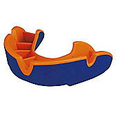 Opro Mouthguard Junior Blue / Orange