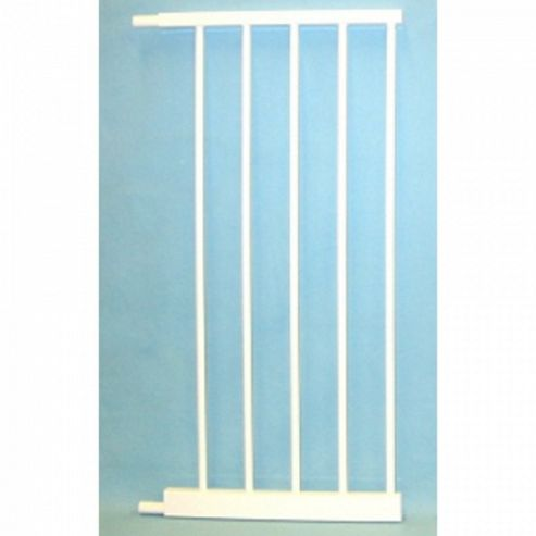 Bettacare Pet Gate Safety Gate Extension - White 5 Bar
