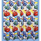 Disney Cars, Boys Curtains 72s - Speed - Multi