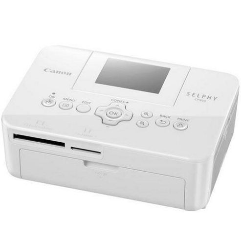 Canon Dye Sub Printer 47 Secs Print speed (Postcard) 300 x 300 dpi 2.7&quot, LCD Screen 1 Years Warranty