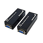 VGA Video Extender over Cat5 - Point to Point (UTPE Series)