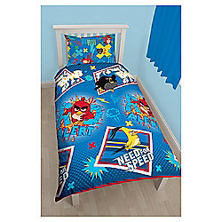 Angry Birds Duvet Single