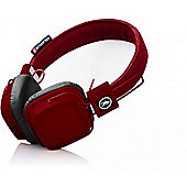 Outdoor Tech Privates Touch Control Wireless Headphones Red