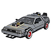 Back To The Future III Delorean Time Machine 1:24 Scale Diecast Model