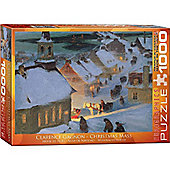Christmas Mass - 1000pc Puzzle