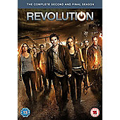Revolution: Season 2 (DVD)