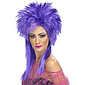 Punk Wig PURPLE