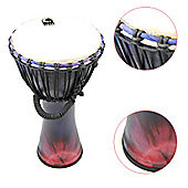 "Toca 7"" Purple Synergy Djembe Drum"