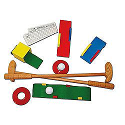 Bigjigs Toys BJ364 Crazy Golf Set