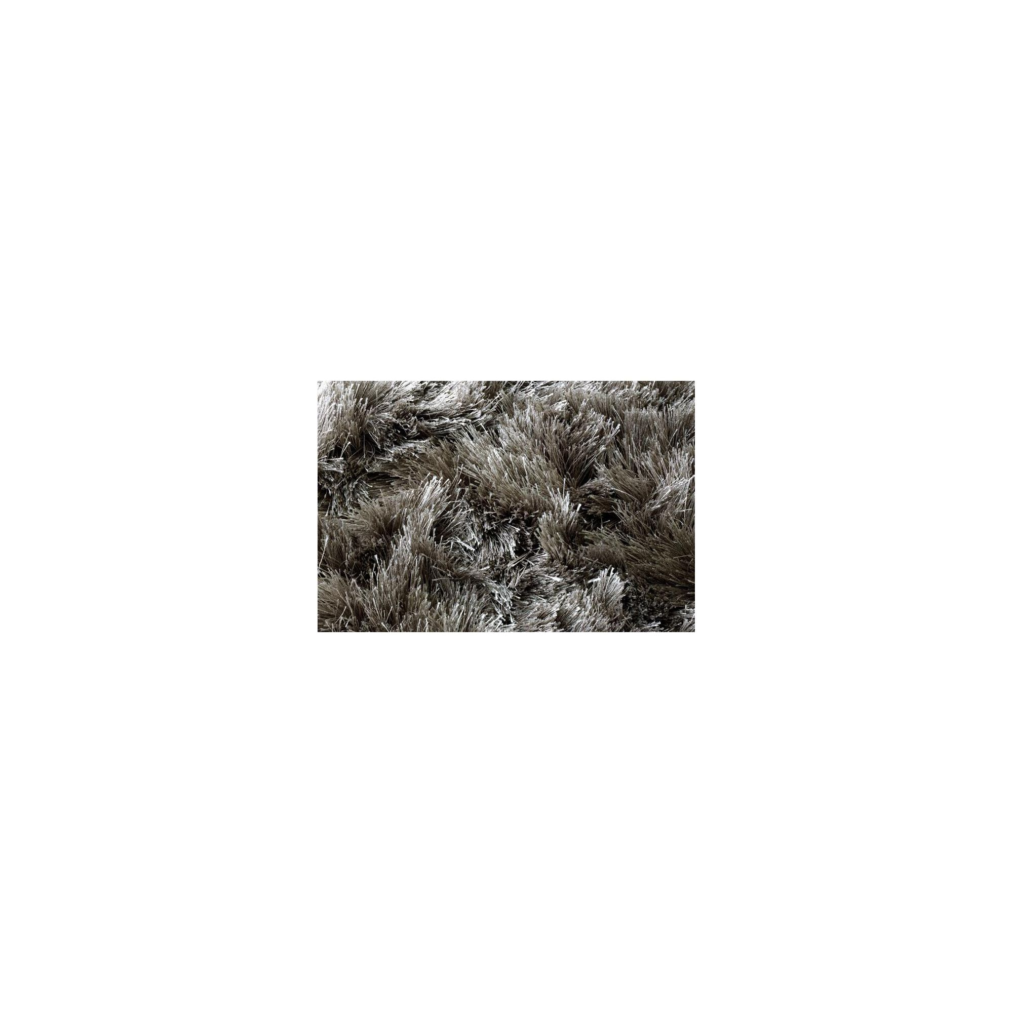 Linie Design Maltino Grey Shag Rug - 200cm x 140cm at Tesco Direct