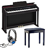 Casio AP-450PK with Free Bench and Headphones