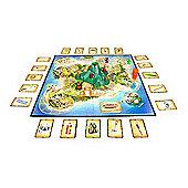 Volcano Island Countdown Game