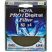 HOYA PRO-1 Digital ND4 Filter - 62mm