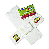 Baby Go Nappy Changing Kit - Size 4 (8-14kgs)