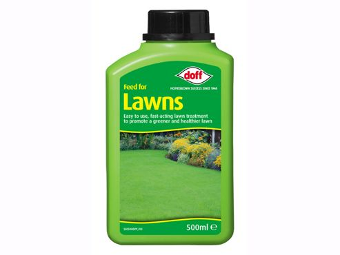 Doff Value Lawn Feed 500Ml