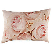 Multi Rose Cushion