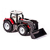 Massey Ferguson Tractor With Loader