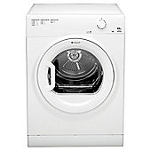 Hotpoint TVYM650C6P Vented Tumble Dryer , 6.5kg Load, Polar