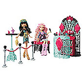 Monster High Black Carpet Fright, Camera, Action - Playset