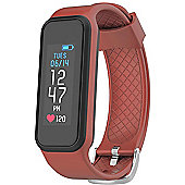 Archon Move Red Heart Rate Fitness Activity Tracker