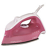Morphy Richards 300250 2600W Breeze Steam Iron - Pink and White