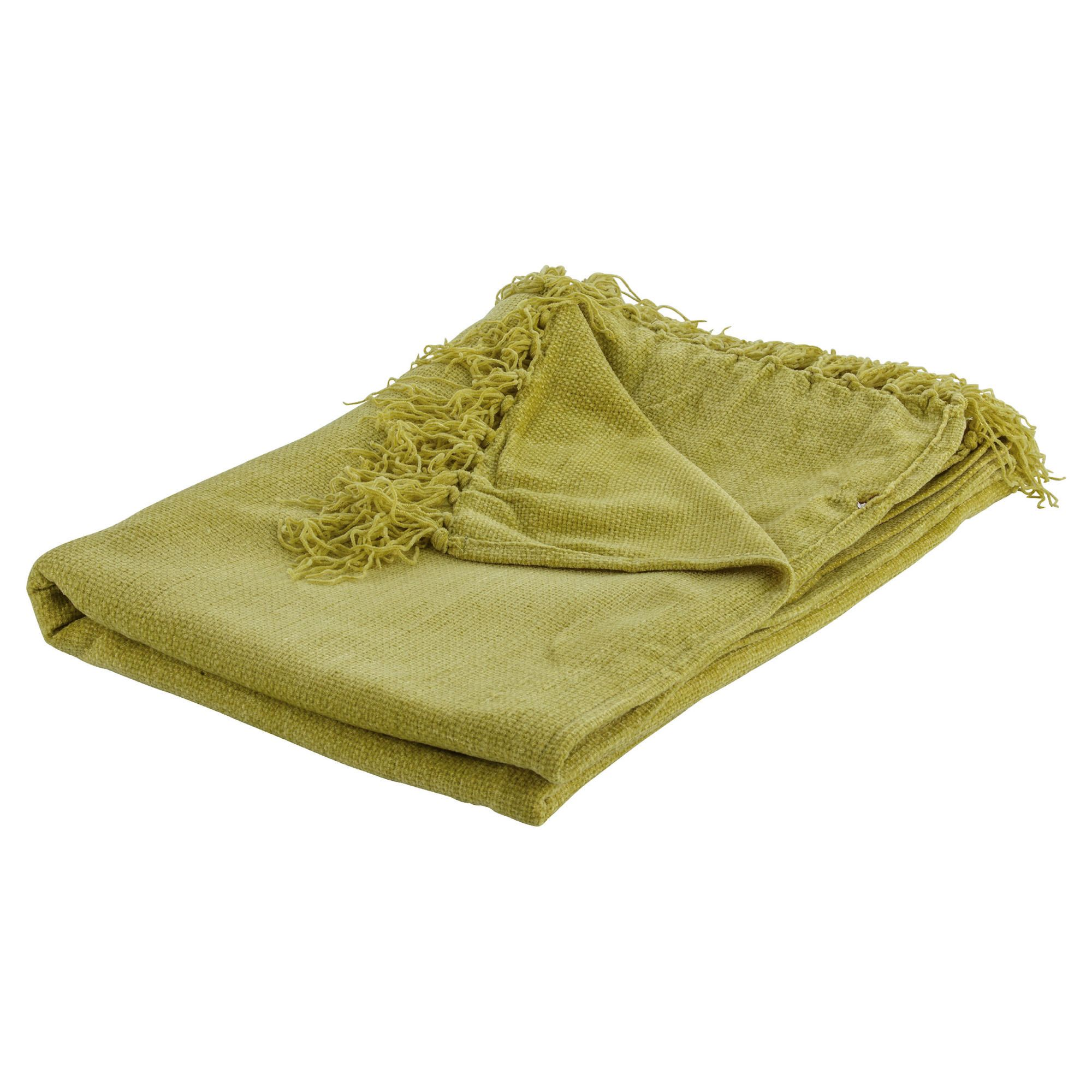 Chenille Throws For Sofas Gold Chenille Throw Pier 1