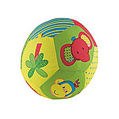 Mothercare Safari Chime Ball