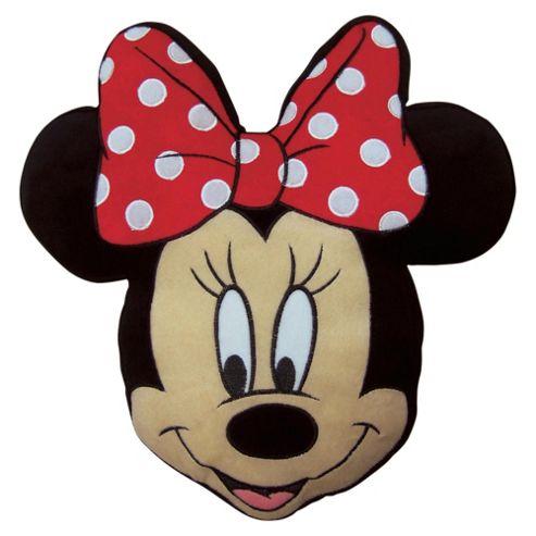 Minnie Mouse Porcelain Cushion