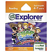 LeapFrog Explorer™ Learning Game: LeapSchool Reading