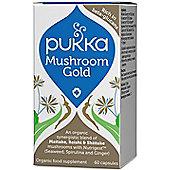 Pukka Mushroom Gold - 60 Capsules