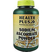 Health Plus Sodium Ascorbate Vegan 250g Powder